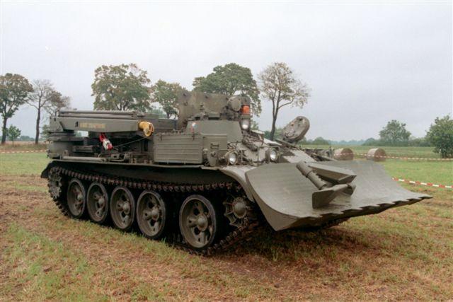 Bergepanzer T-55T