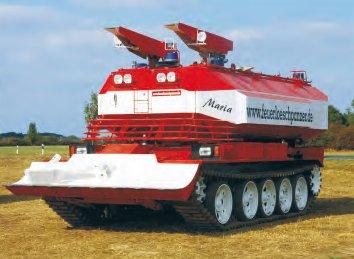 Feueloeschpanzer Projekte