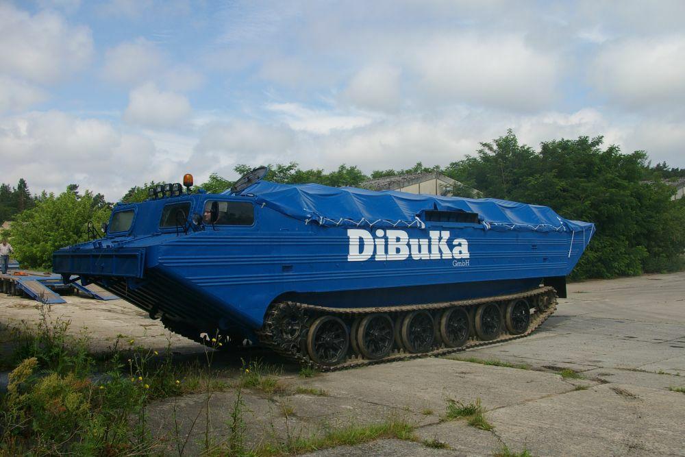Schwimmfähre DiBuKa