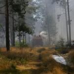 Loeschpanzer Waldbrand Baruth 2013-07 (8)