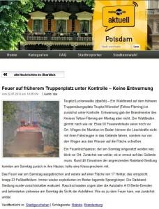 Feuer auf Truppenuebungsplatz - meinestadt.de 22.07.2013