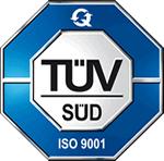 TUEV Sued Zertifikat