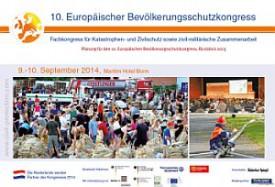 10. Bevoelkerungsschutzkongress 2014